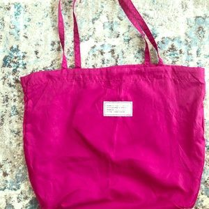 Marc by Marc Jacobs Pink Nylon Tote